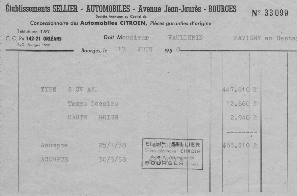 Les bicylindres (2cv, Dyane, AMI 6et 8, Méhari.....) - Page 31 0_597
