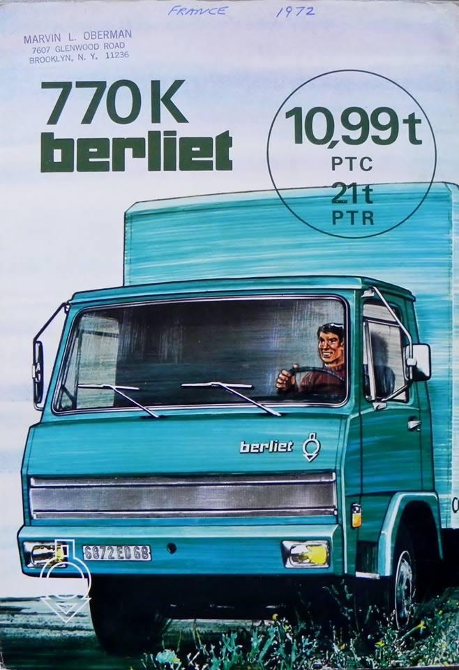 Berliet 10130