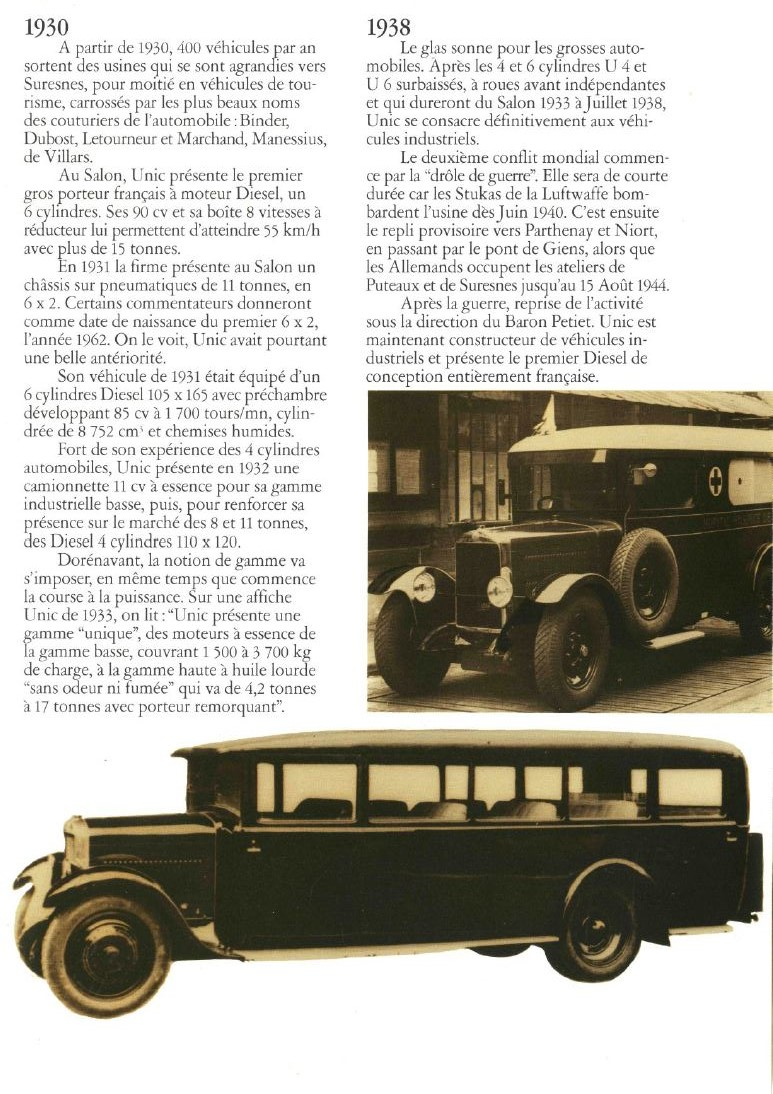 Pub et catalogues UNIC - IVECO 10253