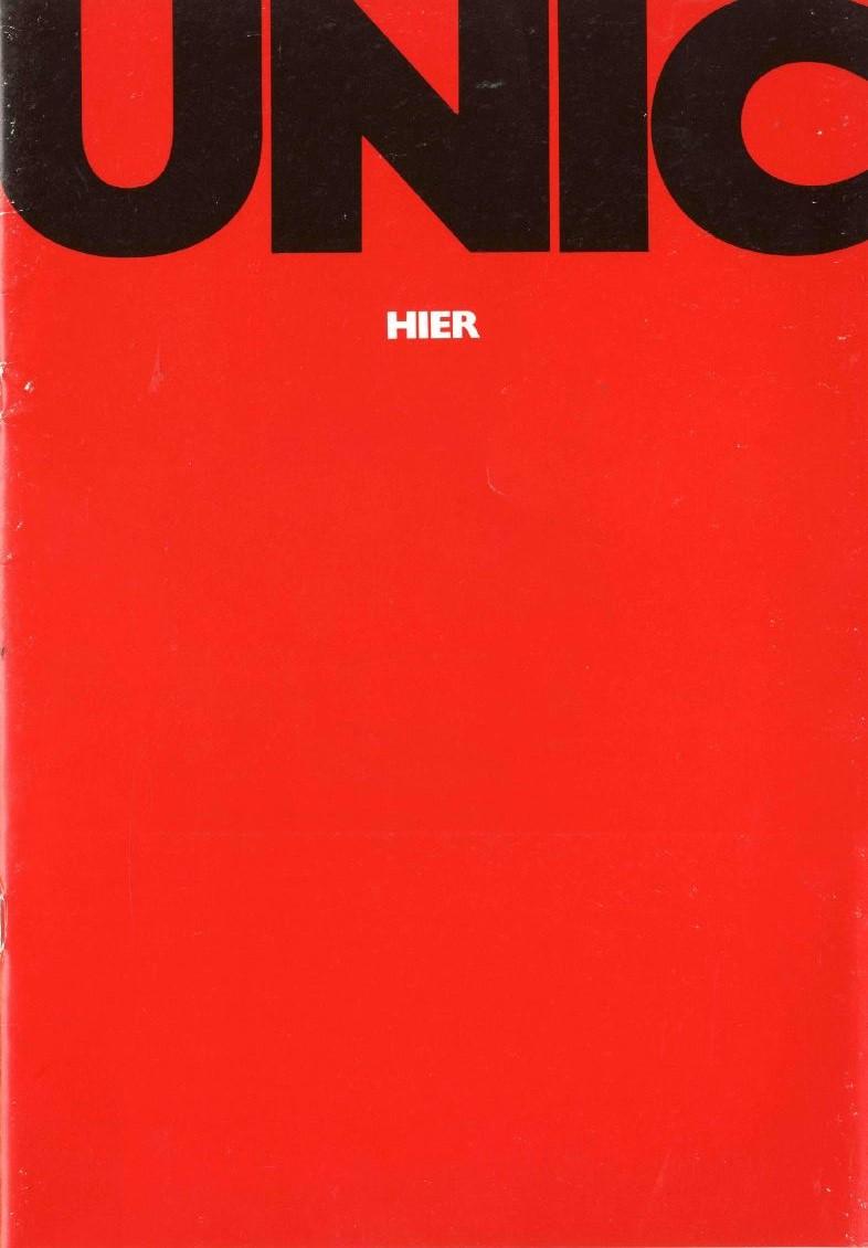 Pub et catalogues UNIC - IVECO 11036
