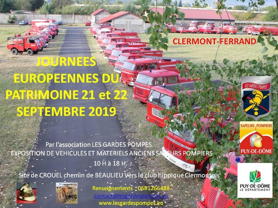 Journées du Patrimoine à Clermont-Ferrand 2019 11319
