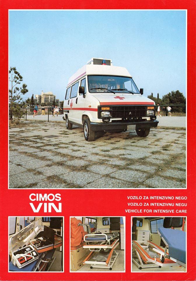 CITROËN C25 Ambulances 13143