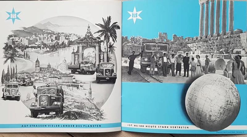 Pub et catalogues HENSCHEL 13153