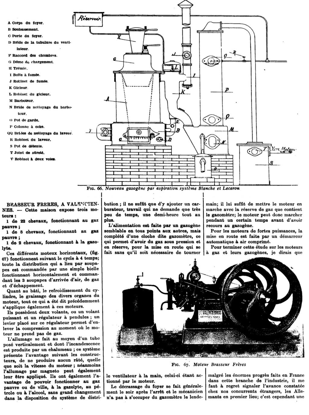 Les moteurs industriels: article de 1913 1369