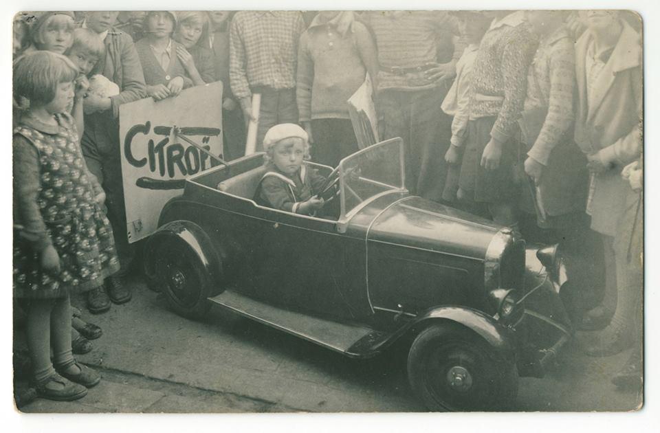 La CITROËNNETTE de 1925 14102