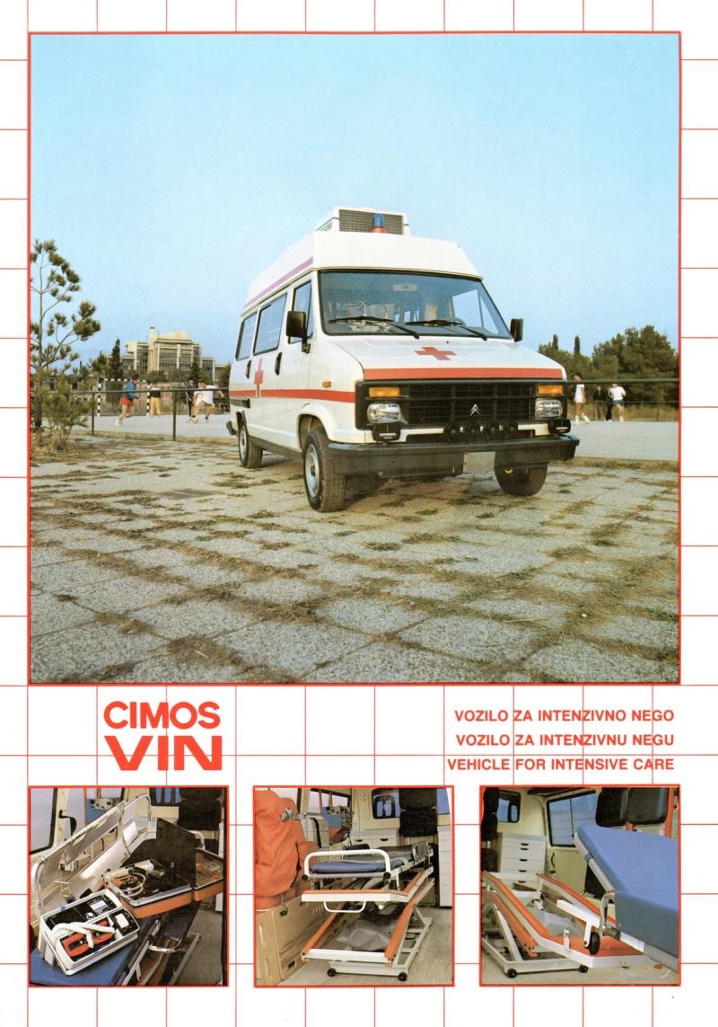 CITROËN C25 Ambulances 14134