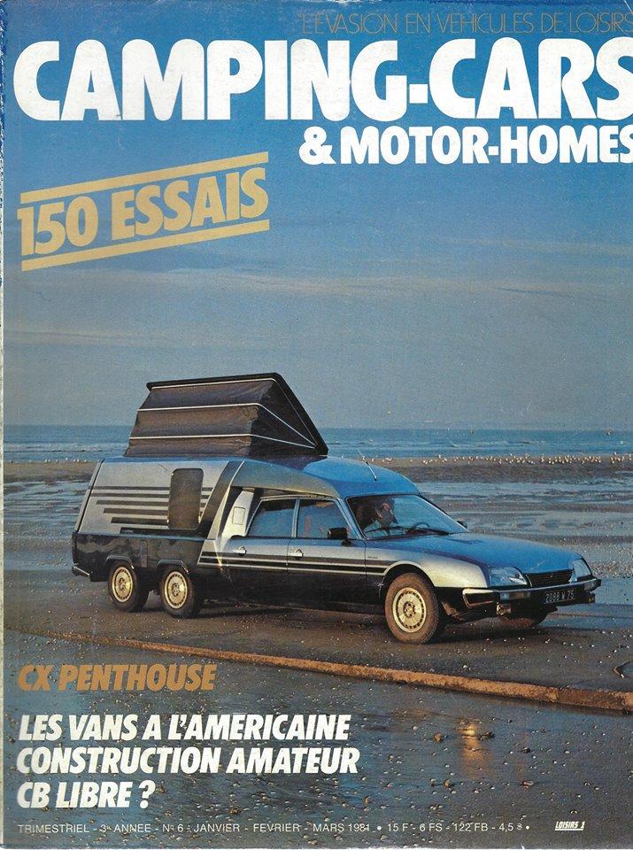 """Des Citroën hors normes : les """"Tissier"""" - Page 2 14141"""