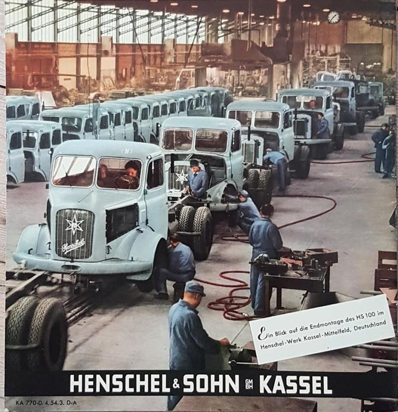 Pub et catalogues HENSCHEL 14142