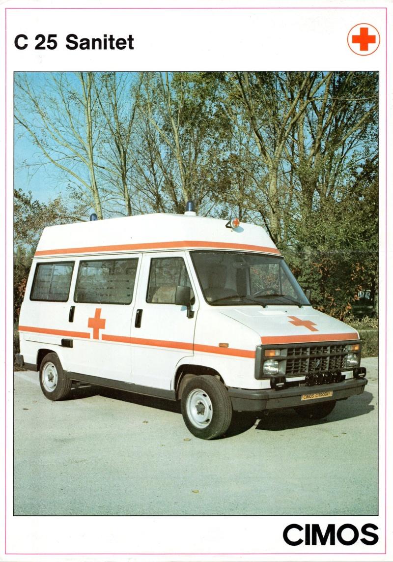 CITROËN C25 Ambulances 15129