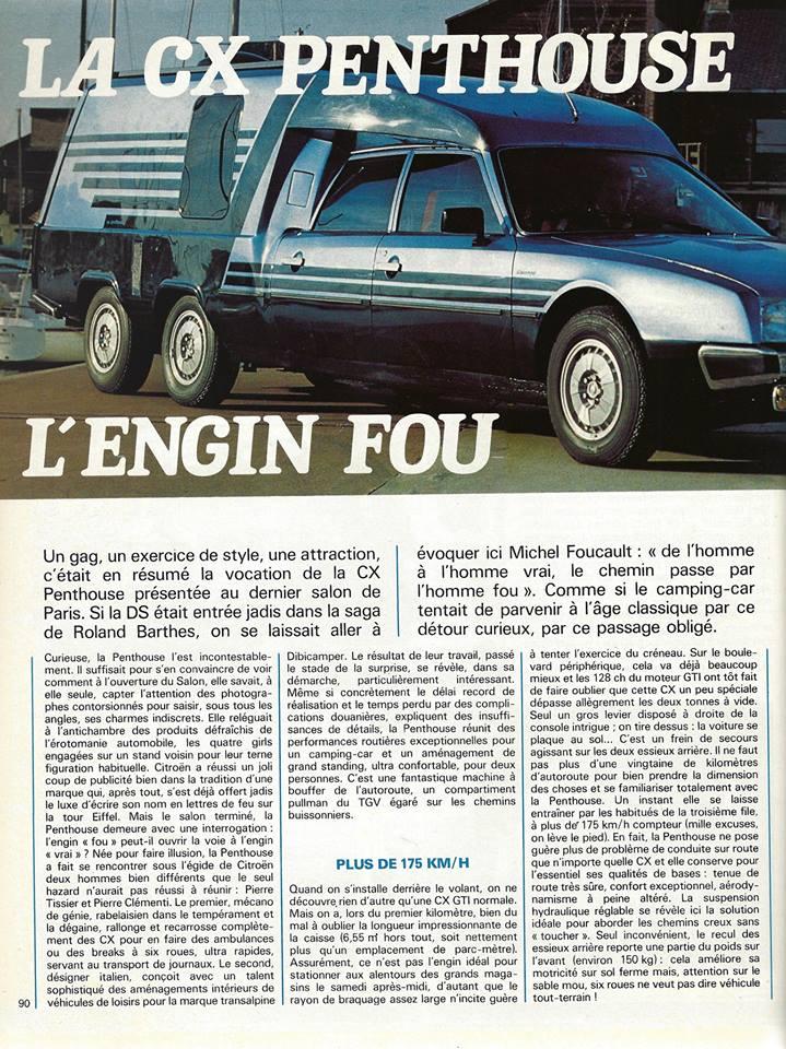 """Des Citroën hors normes : les """"Tissier"""" - Page 2 15136"""