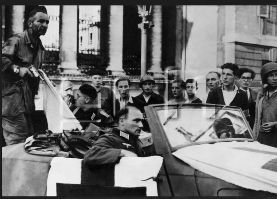 75ème anniversaire de la Libération de Paris aujourd'hui 15214