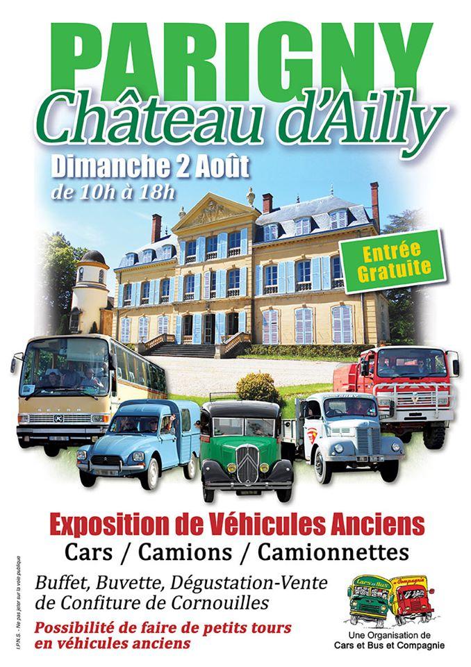 42 - PARIGNY (à côté de Roane) expo cars, camions... 15_115