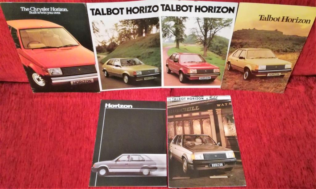 Ma nouvelle protégée : TALBOT HORIZON 18101
