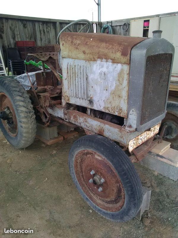Des CITROËN transformées en tracteur.... - Page 2 1829