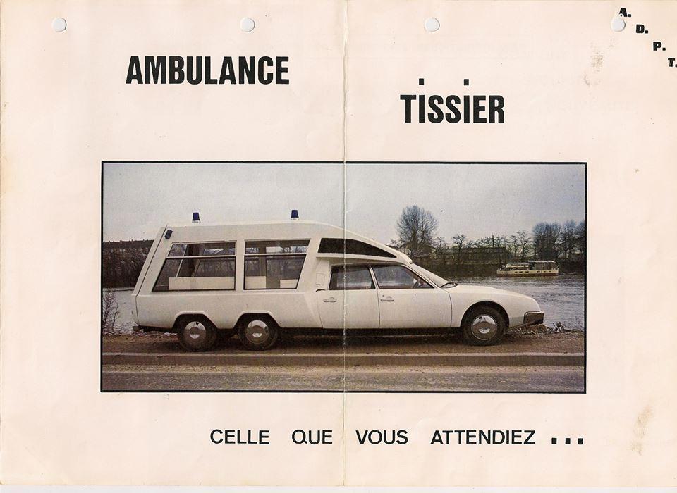 """Des Citroën hors normes : les """"Tissier"""" - Page 2 1889"""