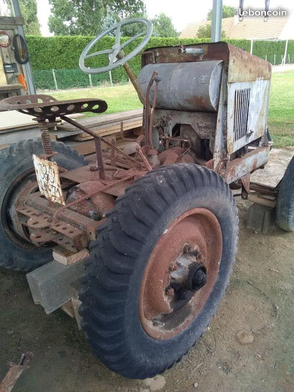Des CITROËN transformées en tracteur.... - Page 2 1940