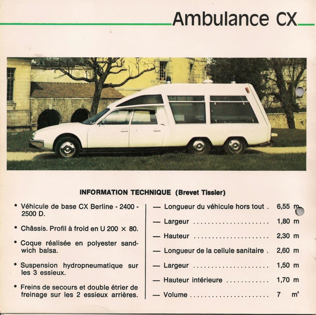 """Des Citroën hors normes : les """"Tissier"""" - Page 2 1981"""