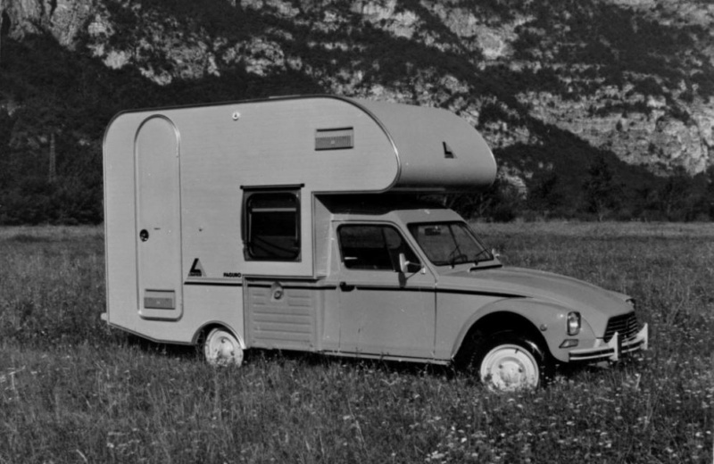 """nouvelle collection Hachette """"Passion Camping Cars"""" 1_042"""