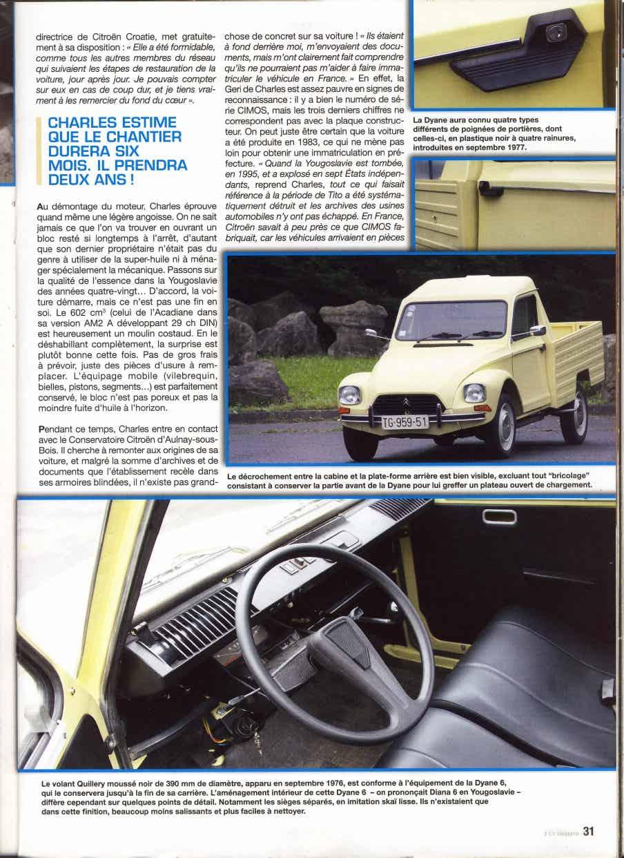 CIMOS GERI: une Dyane Pick-up de Slovénie 1_1022