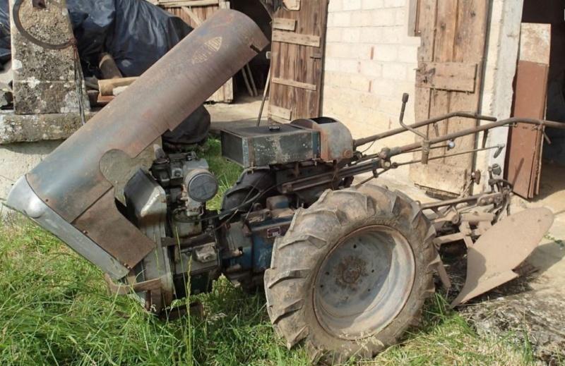 energic - Motoculteur SOBERFON 107 B +Tracteur ENERGIC 511 à vendre 1_1134