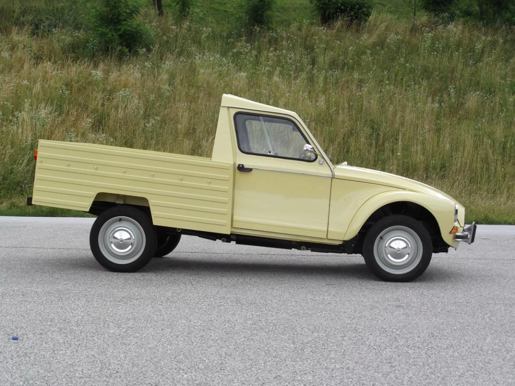 CIMOS GERI: une Dyane Pick-up de Slovénie 1_176