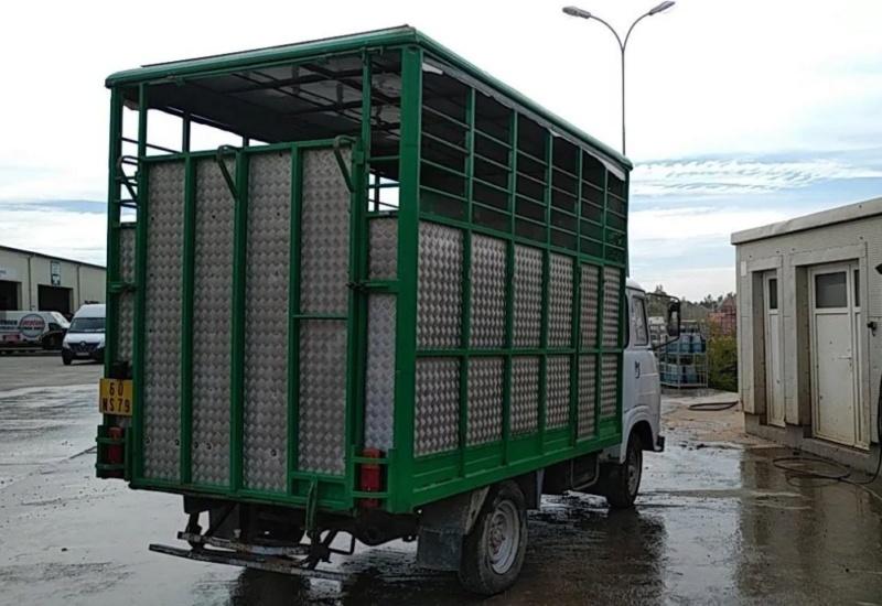 Vente aux enchères dans la Manche :voitures de collection, tracteurs anciens, engins agricoles et TP 1_2113