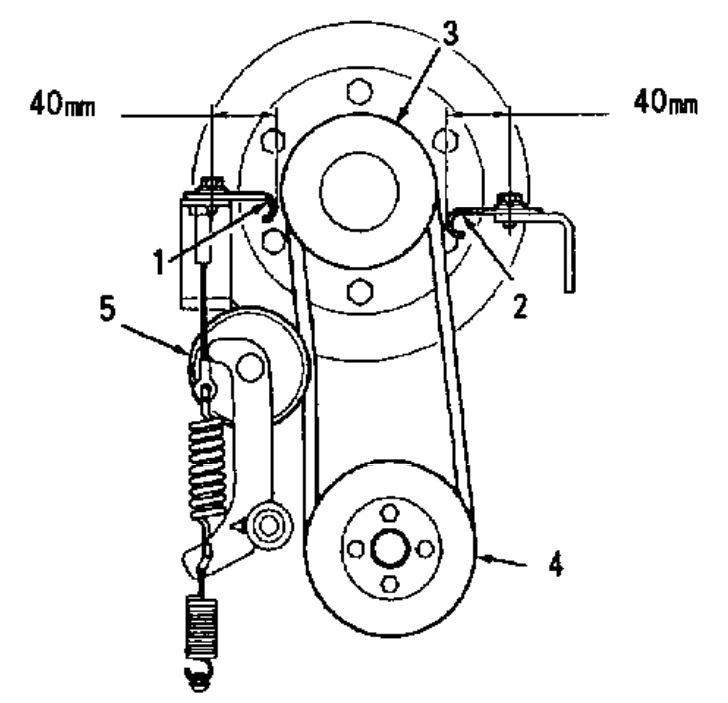 TRACTEUR -  tracteur tondeuse SHIBAURA GT16 1_2221
