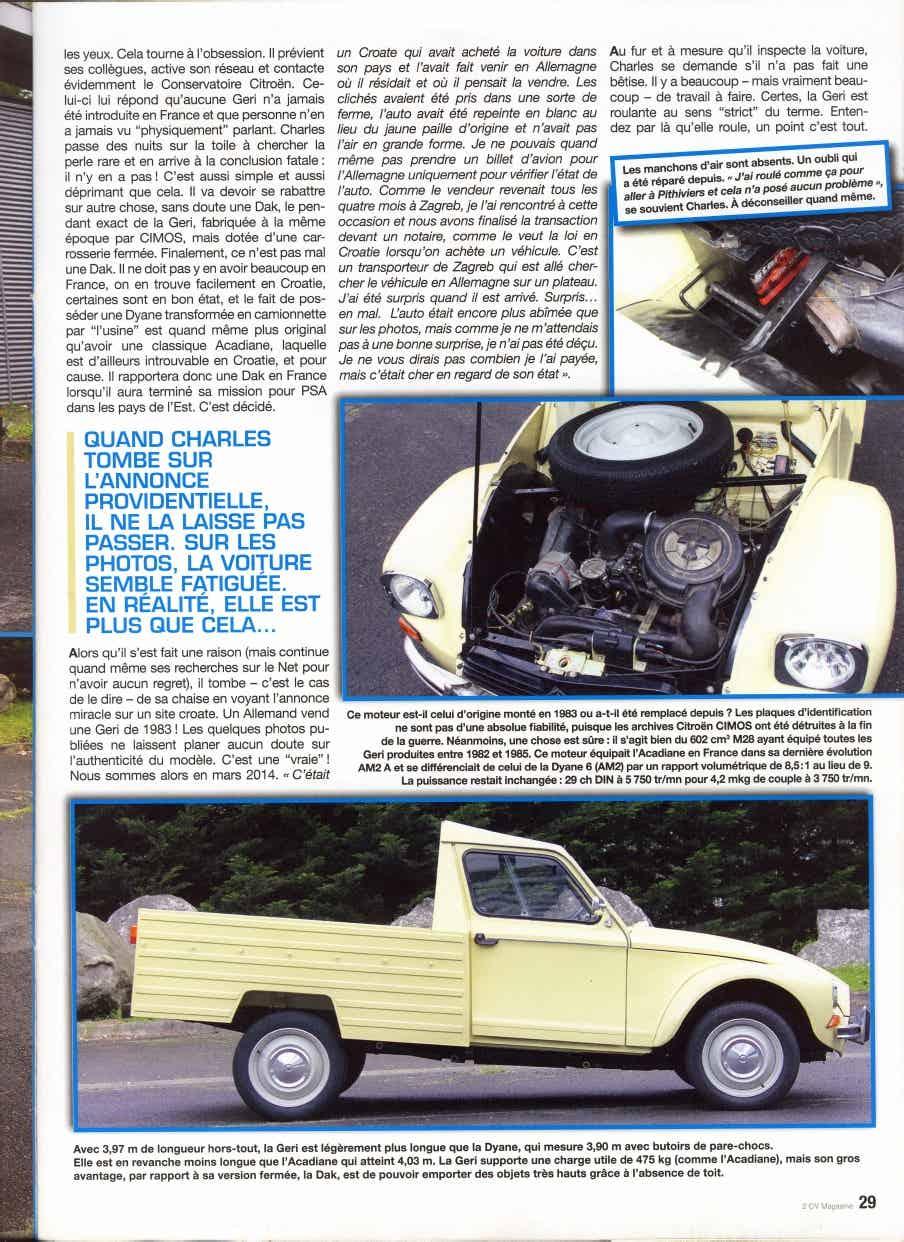 CIMOS GERI: une Dyane Pick-up de Slovénie 1_817