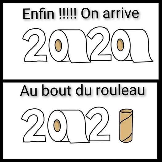 Bonne Année 2021 202110