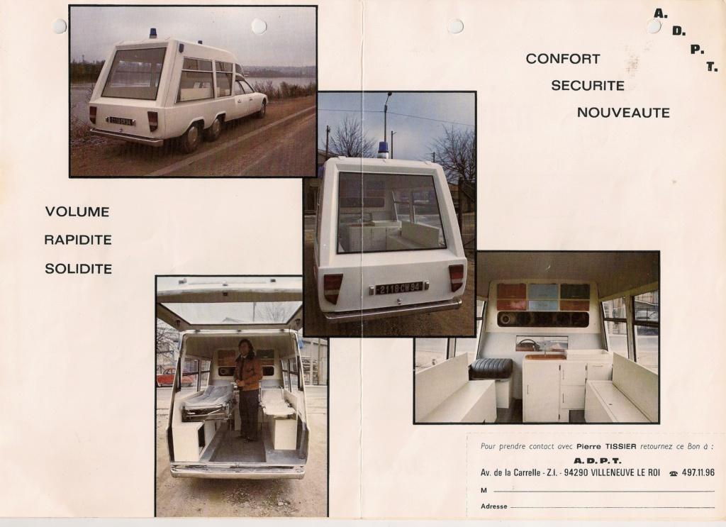 """Des Citroën hors normes : les """"Tissier"""" - Page 2 2062"""