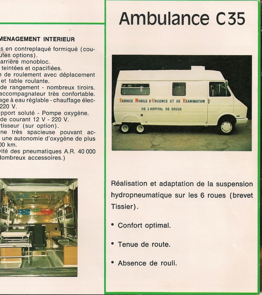"""Des Citroën hors normes : les """"Tissier"""" - Page 2 2063"""