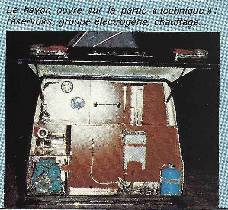 """Des Citroën hors normes : les """"Tissier"""" - Page 2 2071"""