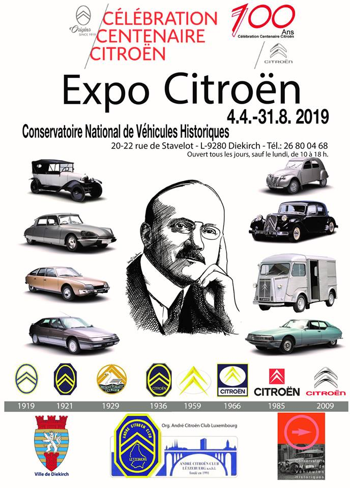 2019 > Célébration du Centenaire de CITROËN à l'International  21147