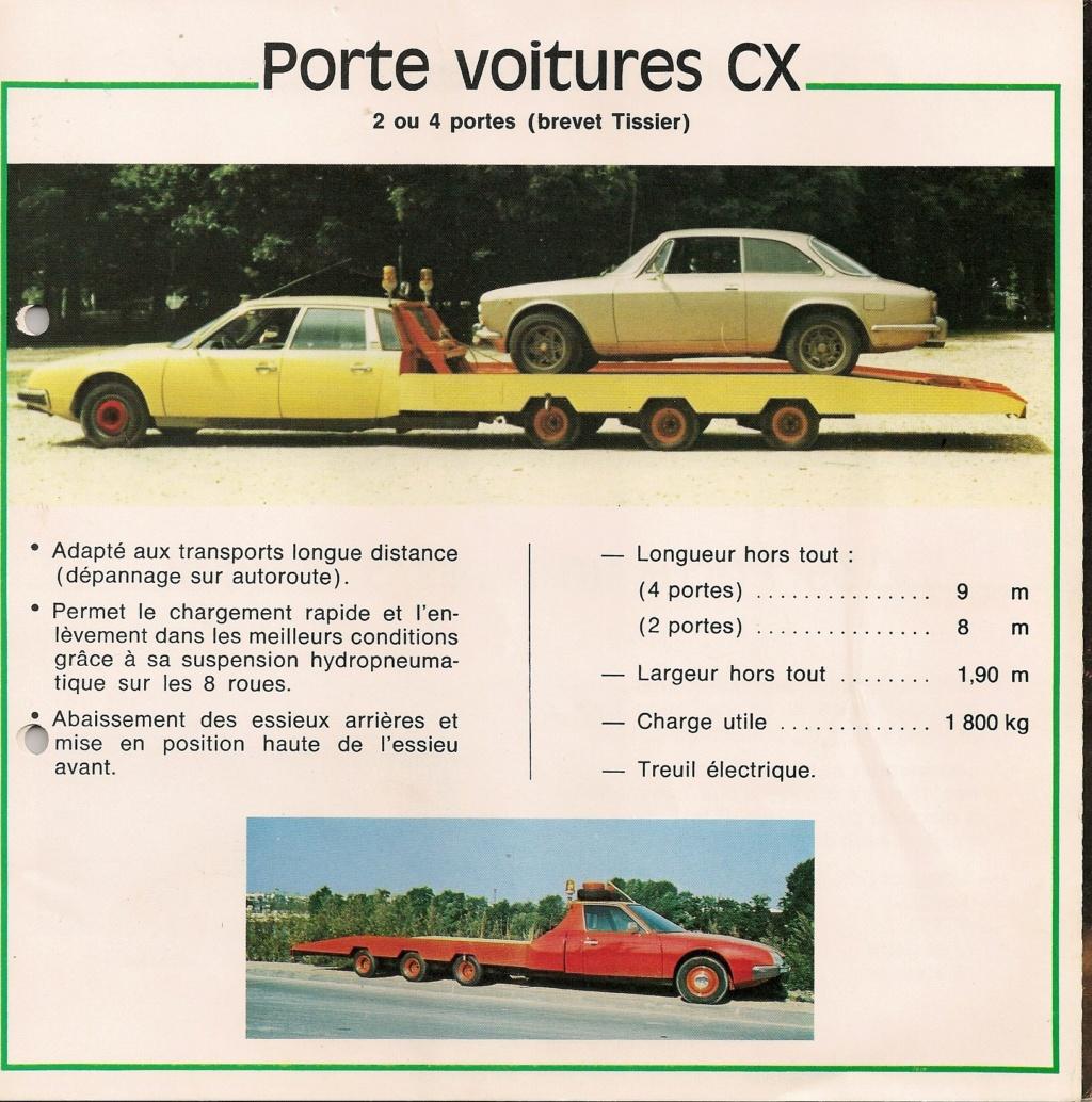 """Des Citroën hors normes : les """"Tissier"""" - Page 2 2261"""