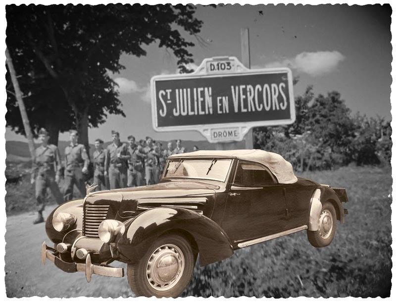 Le Centenaire de CITROËN....partout en France 2353