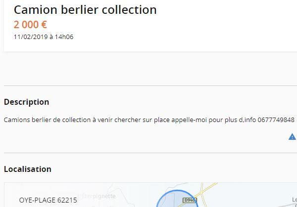 le Bon Coin 2367