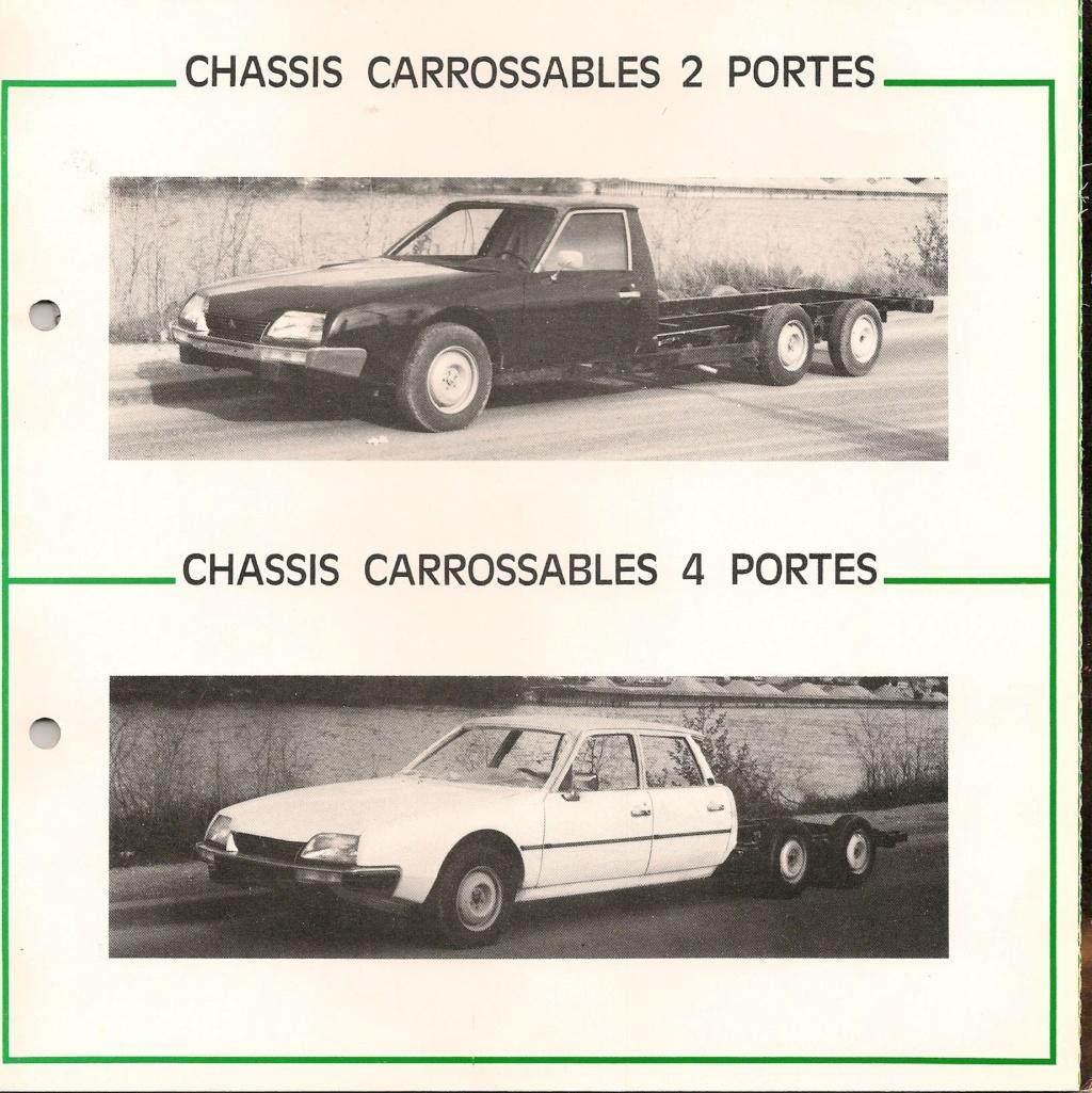 """Des Citroën hors normes : les """"Tissier"""" - Page 2 2447"""