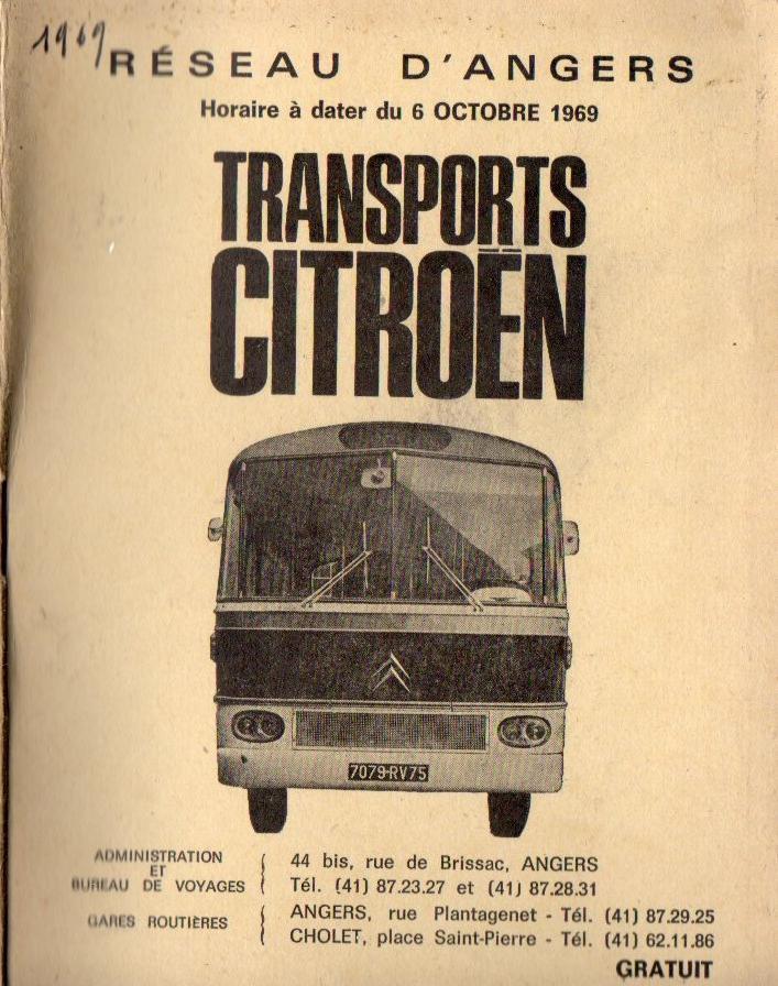 transports Citroën 27130