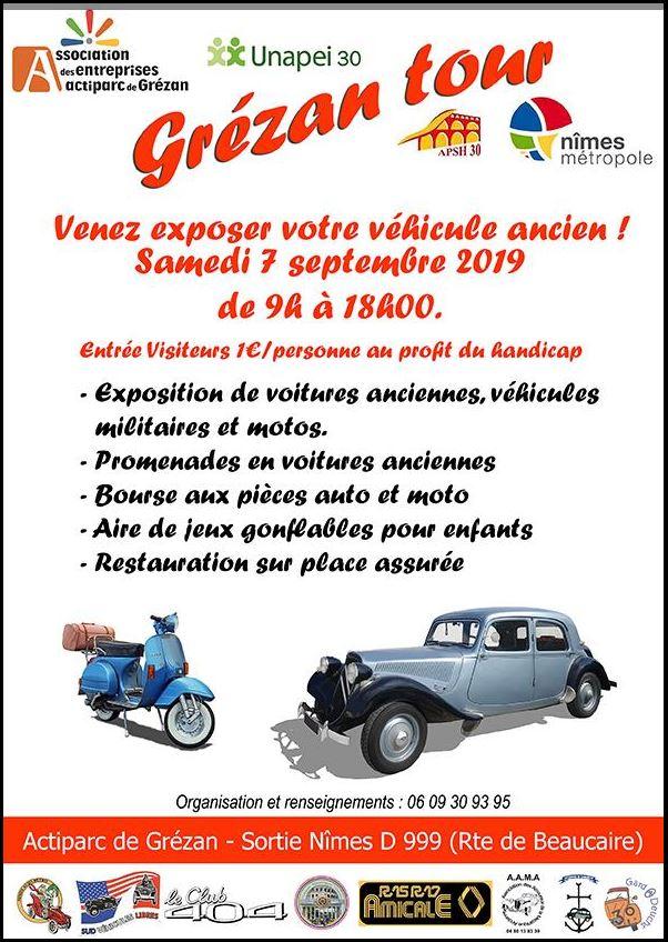 le GREZAN TOUR à Nimes le 7 Septembre 2019 2785