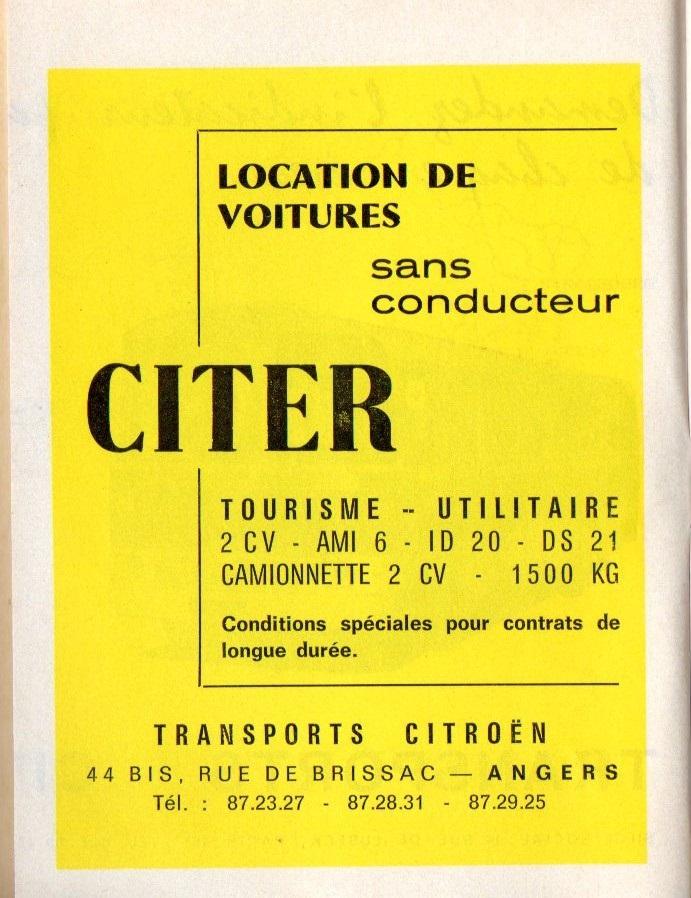 transports Citroën 28117