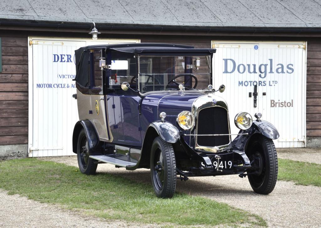 une B12 TAXI de 1926 à vendre sur PreWarCar 2914