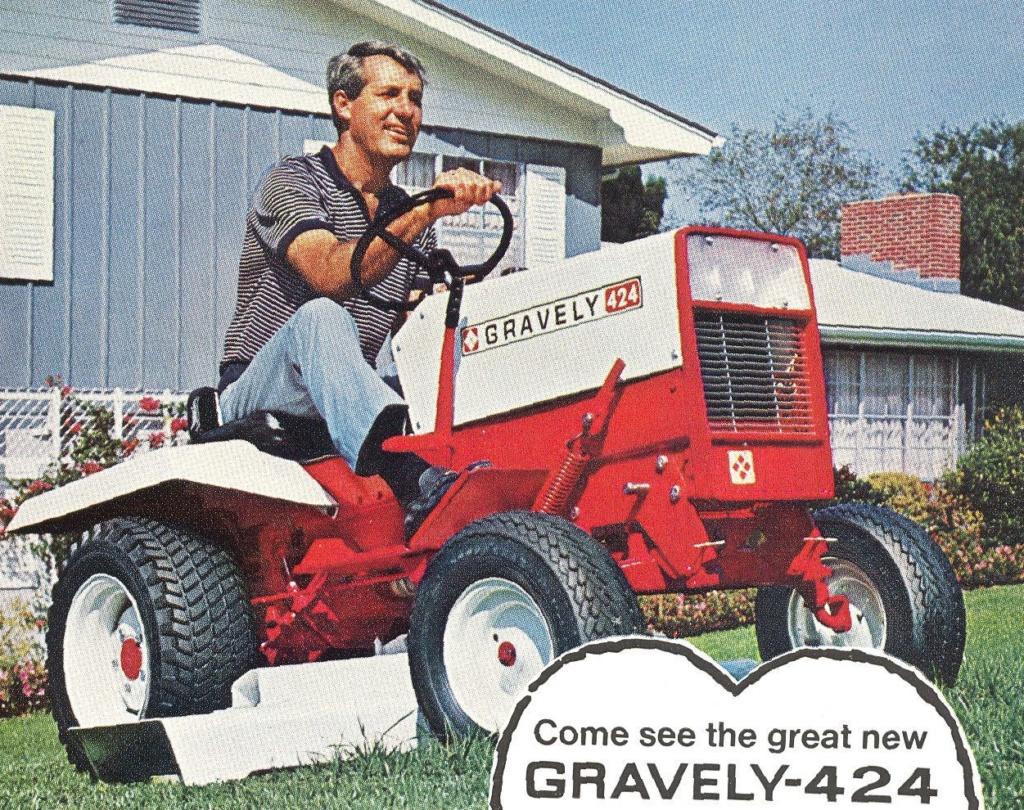 gravely - GRAVELY une machine d'antan remise en service 2e11fd10