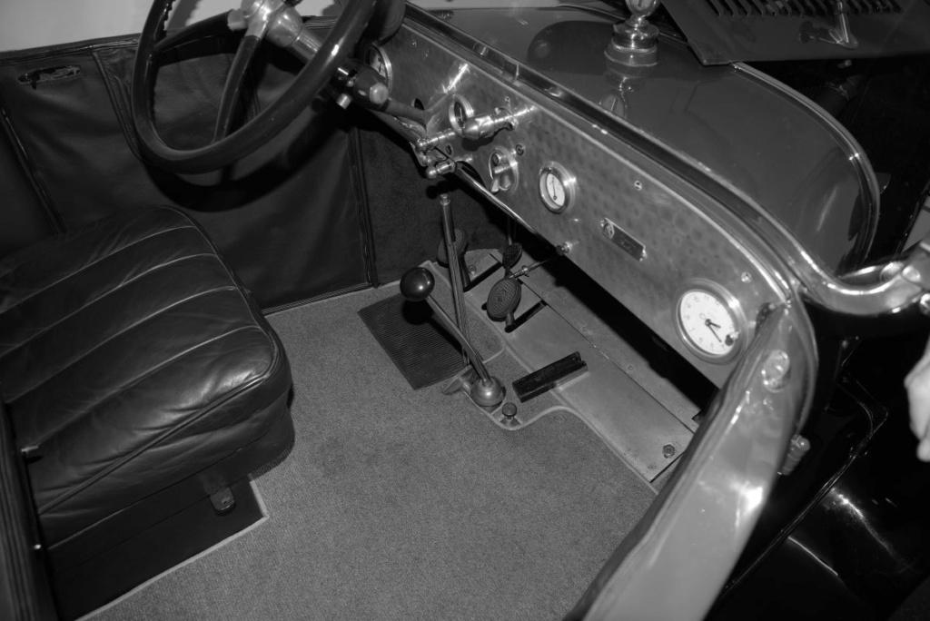 une B12 TAXI de 1926 à vendre sur PreWarCar 3013