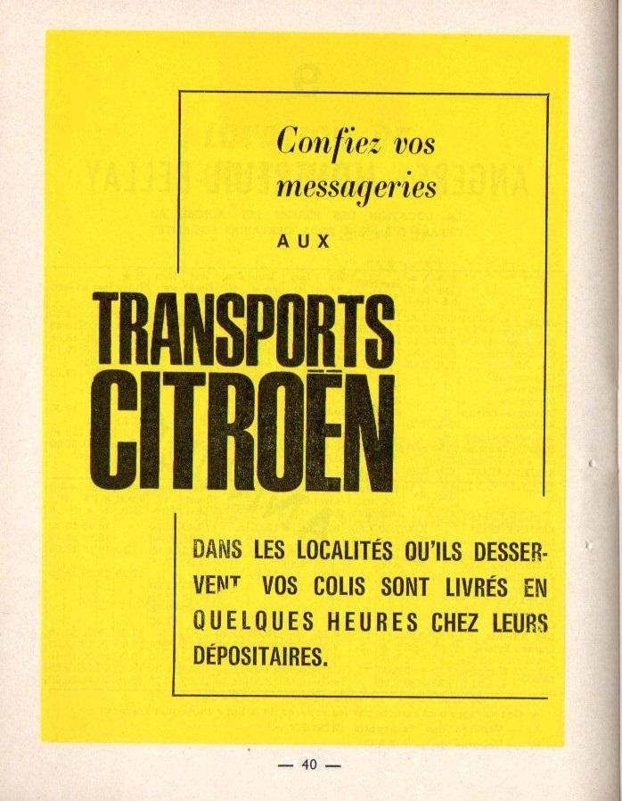 transports Citroën 3072