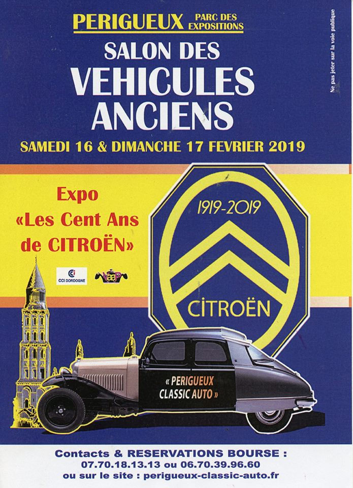 Le Centenaire de CITROËN....partout en France 3192