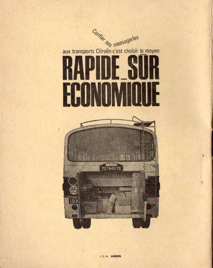 transports Citroën 32135