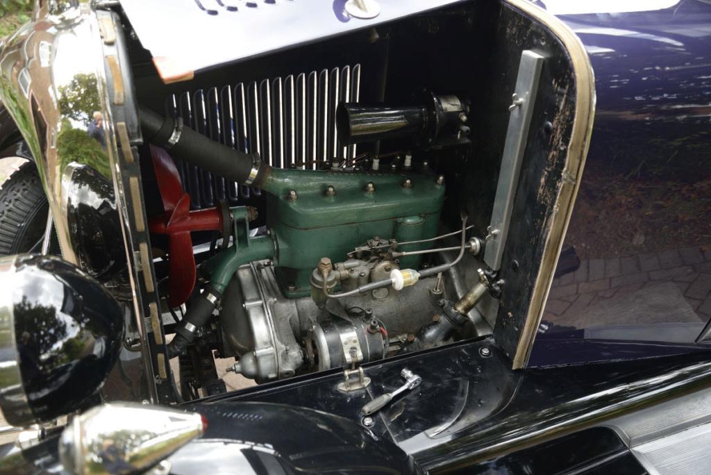 une B12 TAXI de 1926 à vendre sur PreWarCar 3317