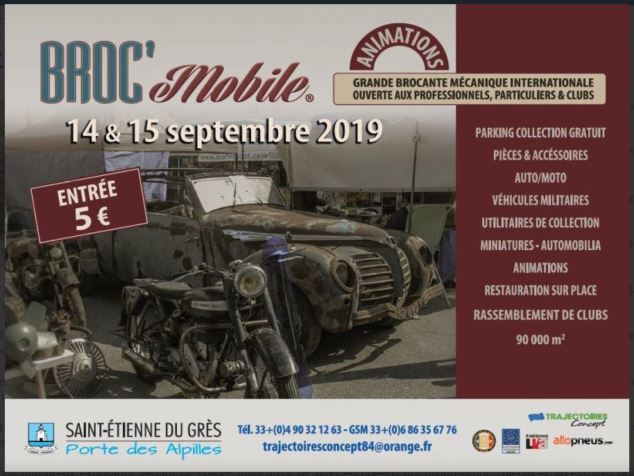13 - St Etienne du Grès: bourse/expo les 14 et 15 Sept 2019 3493