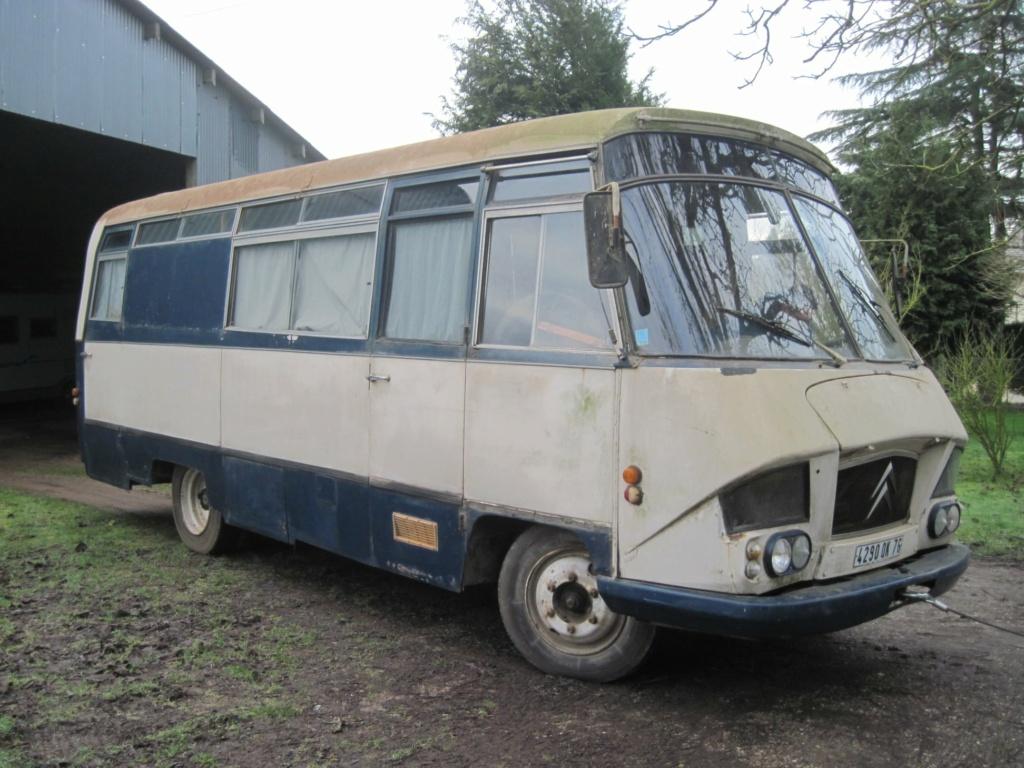 Autocar HEULIEZ sur base Belphegor 3753
