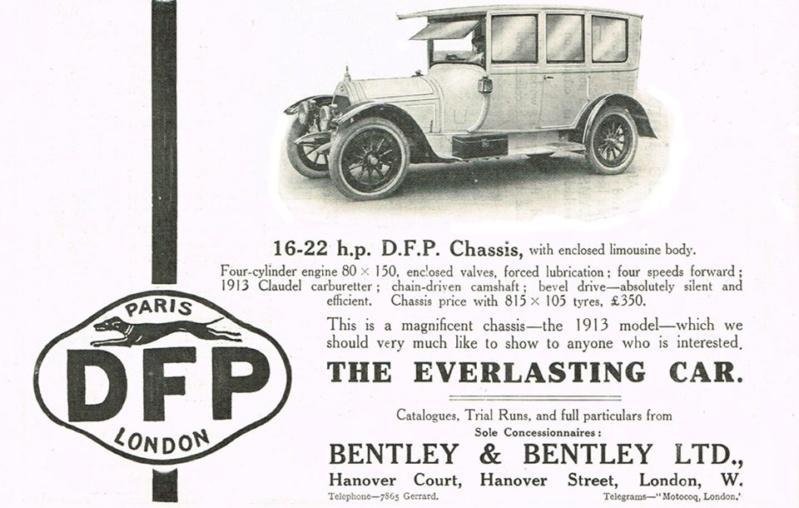 Autoworld - Bentley : 100 ans dans le mouvement ! 3_1313